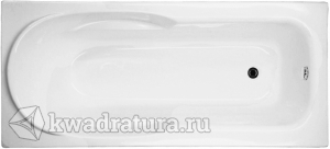 Акриловая ванна Alpen Karmenta 150*70