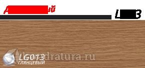 Плинтус Line Plast Дуб Темный L013