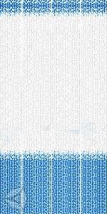 Стеновая панель CronaPlast UNIQUE фигурная (агата) Четыре дельфина (фон)