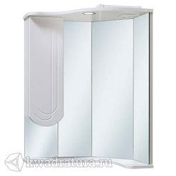 Шкаф зеркальный навесной Руно Бис 40 угловой левый/правый