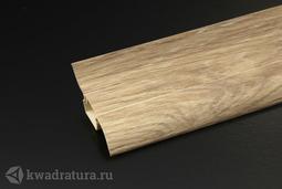 Плинтус Wimar 58мм Дуб пальмира 825