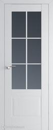 Межкомнатная дверь ProfilDoors 103X Пекан белый ст матовое