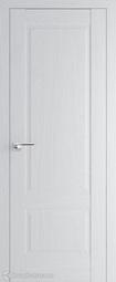 Межкомнатная дверь ProfilDoors 105X Пекан белый глухое