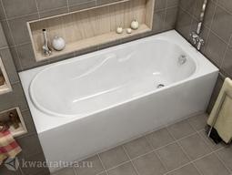 Акриловая ванна Relisan Eco Plus Ницца 170*74