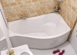 Акриловая ванна Relisan Isabella 170*90 левая/правая