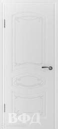 Межкомнатная дверь ВФД Версаль Белый, глухое