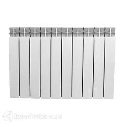 Радиатор биметаллический 500*80*10 секций