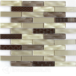 Мозаика Optima Brown 30*30 см