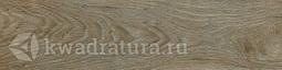 Напольная плитка InterCerama EXSELENT темно-коричневая 15*60 см