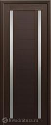 Межкомнатная дверь ProfilDoors 15X Венге Мелинга ст матовое