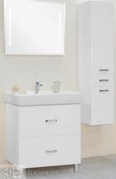 Комплект мебели Aquaton Америна 80Н белый