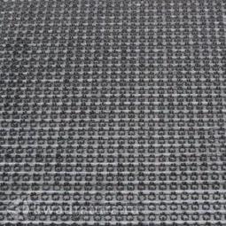 Рулон щетинистого покрытия Стандарт Серый Металлик