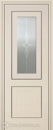 Межкомнатная дверь ProfilDoors 28X Эш вайт Белый ясень ст матовое