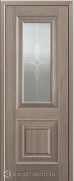 Межкомнатная дверь ProfilDoors 28X Орех Пекан ст матовое