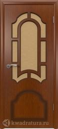 Межкомнатная дверь ВФД 3ДР2 Кристалл Макоре