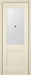 Межкомнатная дверь ProfilDoors 2X Эш вайт Белый ясень ст матовое