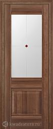Межкомнатная дверь ProfilDoors 2X Орех Сиена ст матовое