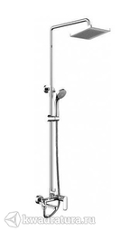 Душевой комплект BRAVAT OPAL F6125183CP-A-RUS