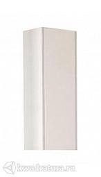 Шкаф Aquaton Йорк 1 ств. белый/выбеленное дерево