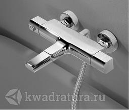 Смеситель для ванны с термостатом Iddis Uniterm UNISB02i74WA без аксессуаров