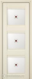 Межкомнатная дверь ProfilDoors 4X Эш вайт Белый ясень ст матовое