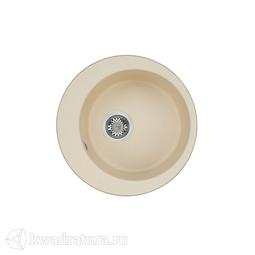 Кухонная мойка Aquaton Иверия (шампань) 1A711032IV290