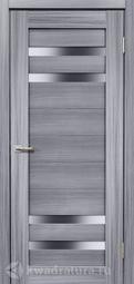 Межкомнатная дверь Дера модель 636 сандал серый