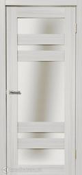 Межкомнатная дверь Дера модель 639 Сандал Белый