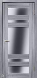 Межкомнатная дверь Дера модель 639 Сандал Серый