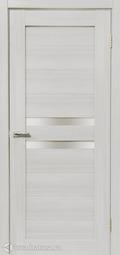 Межкомнатная дверь Дера модель 642 Сандал Белый