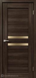 Межкомнатная дверь Дера модель 642 Венге