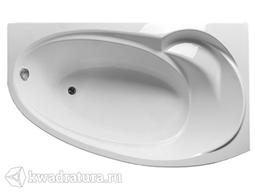 Акриловая ванна MarkaONE Julianna 160*95 правая/левая