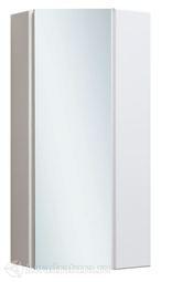 Шкаф навесной Руно Кредо 30 угловой c зеркалом универсальный