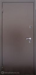 Дверь входная металлическая Алмаз Тепло