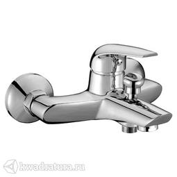 Смеситель для ванны Milardo Baffin, с коротким изливом BA23209CKMI