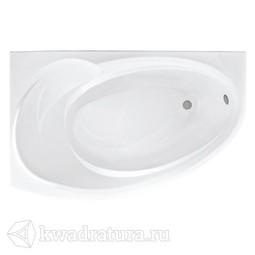 Акриловая ванна Bas Фэнтези 150*88 БЕЗ ГИДРОМАССАЖА левая/правая