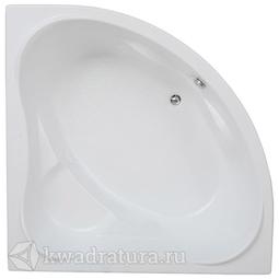 Акриловая ванна Bas Мега 160*160 БЕЗ ГИДРОМАССАЖА