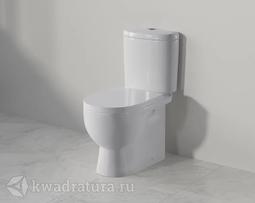 Унитаз-компакт Sanita Luxe Арт Люкс сиденье дюропласт/микролифт