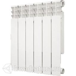 Радиатор алюминиевый 80/500 BIMETTA 6 секц. AL-500-6