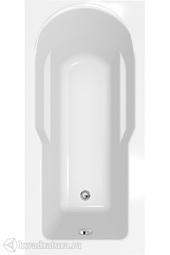 Акриловая ванна Cersanit Santana 160*70см