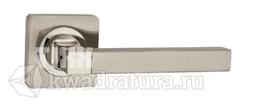 Дверная ручка TIXX Каттлея DH 221-05 SN/NP