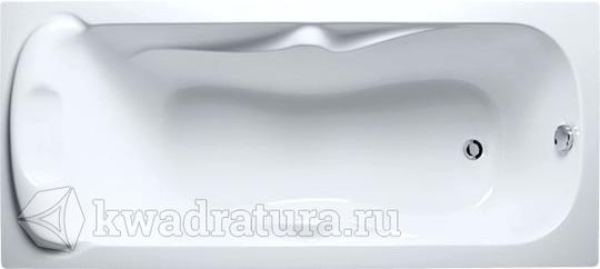 Акриловая ванна MarkaONE Dipsa 170*75