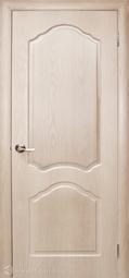 Дверь межкомнатная Дубрава Илона ПГ беленый дуб