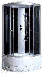 Душевая кабина ODA 8401 тонированное стекло 90*90 см