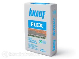 КНАУФ Флекс (25кг) клей плиточный эластичный