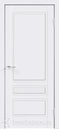 Межкомнатная дверь Velldoris (Веллдорис) SCANDI 3P Белая эмаль RAL 9003