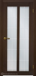 Межкомнатная дверь Матадор Гермес венге люкс