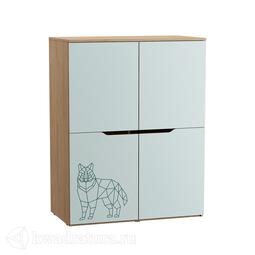 Шкаф Mobi Гудвин для одежды 13.135