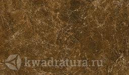 Настенная плитка InterCerama Safari темно-коричневая 23*40 см