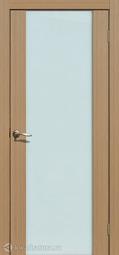 Дверь межкомнатная Сибирь Профиль 301 тиковое дерево СО белое
